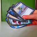 How to Make your own awesome trading cards!