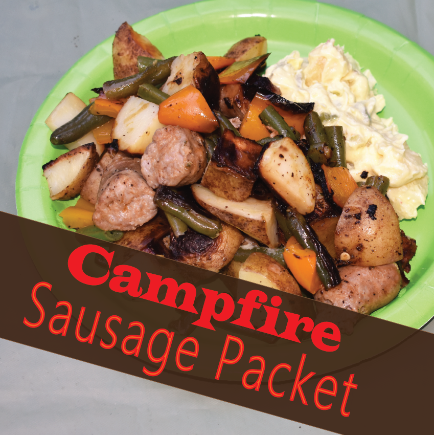 Picture of Campfire Sausage Packet