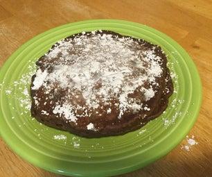 Gf Cocoa Pancakes!