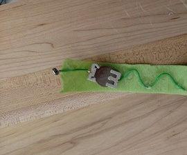 Beginner LED Bracelet