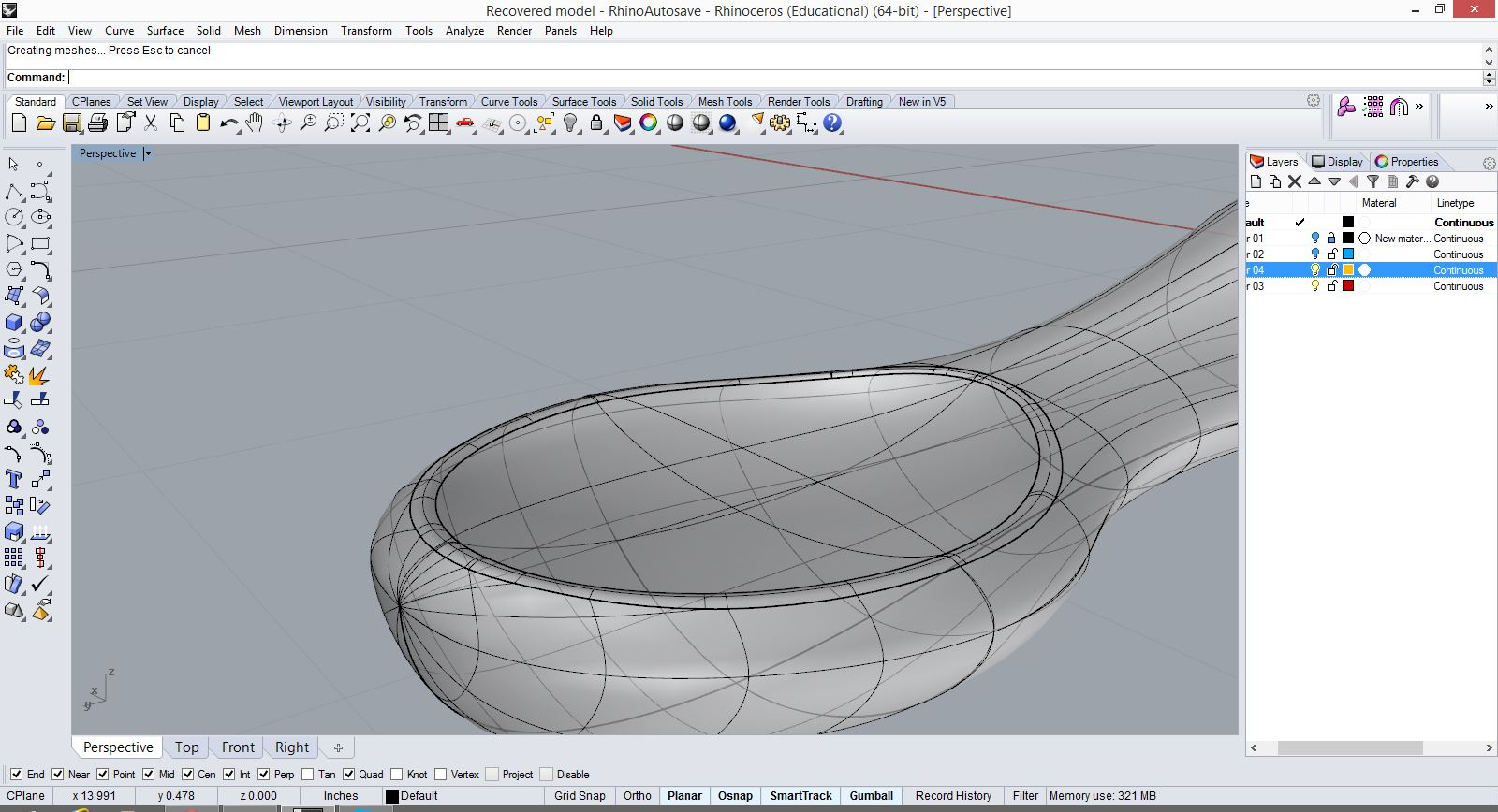 Picture of CAD Modeling