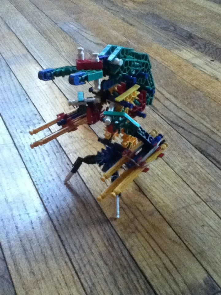 Picture of Knex Droideka