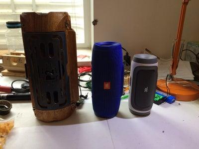 The Ultimate CNC Bluetooth Speaker