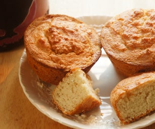 Cultivate Wild Yeast to Make Almond Flour Sourdough Biscuits From Scratch