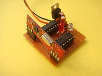 Soldering the Circuits