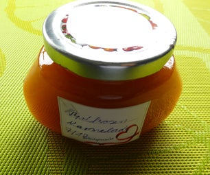 Apricot Vanilla Jam
