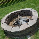 Firepit and tree stump removal all in one!
