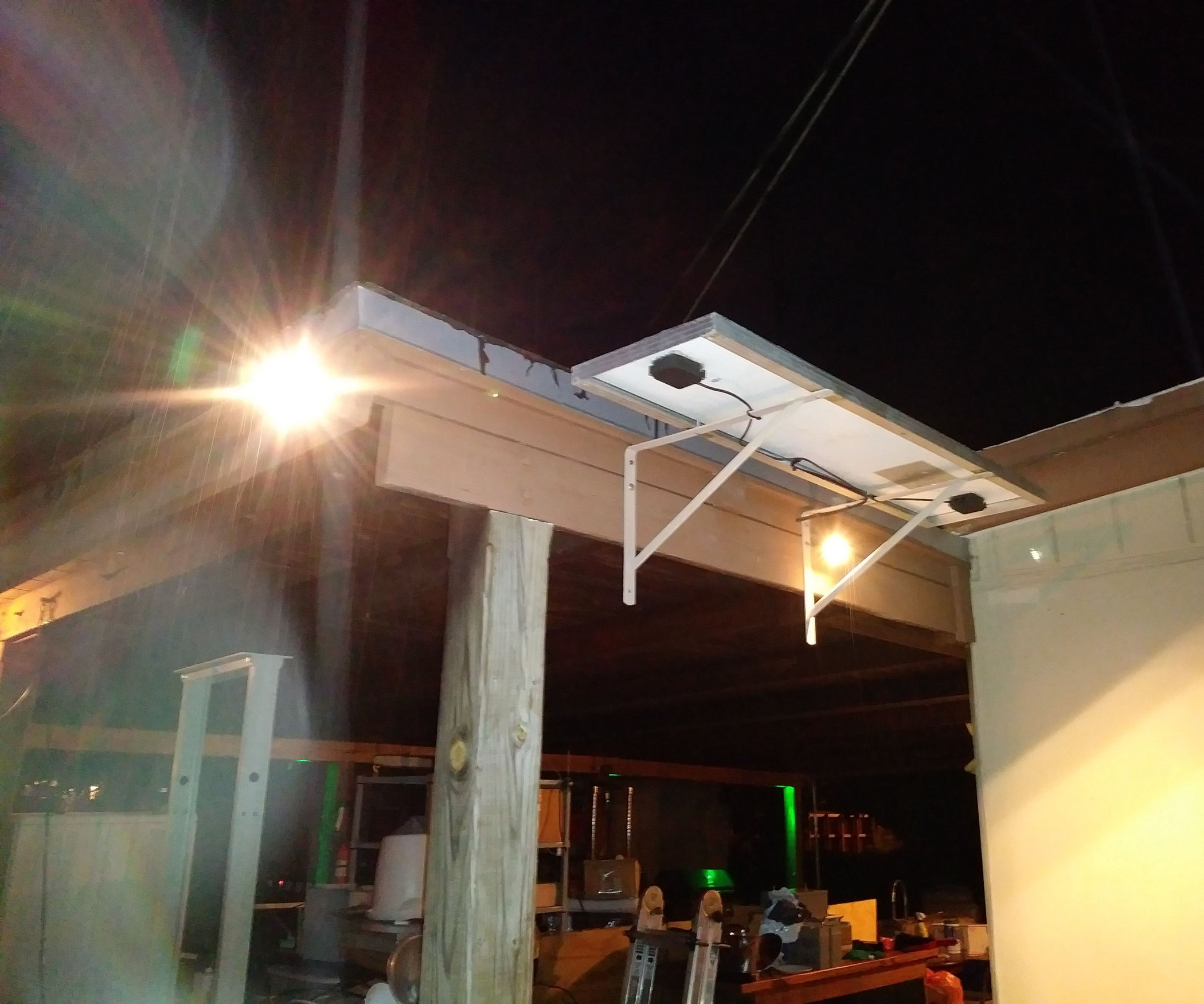 Solar Powered Led Yard Lighting Made Cheap Easy 9 Steps With Wholesale Automatic Light Buy Cute Control Pictures