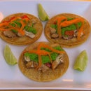 Chinese 5 Spice Veggie Tacos - Vegan & Gluten-Free