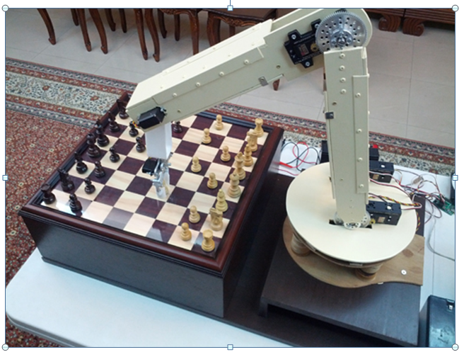 Picture of Chess Robot