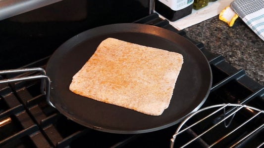 Place on Preheated Griddle