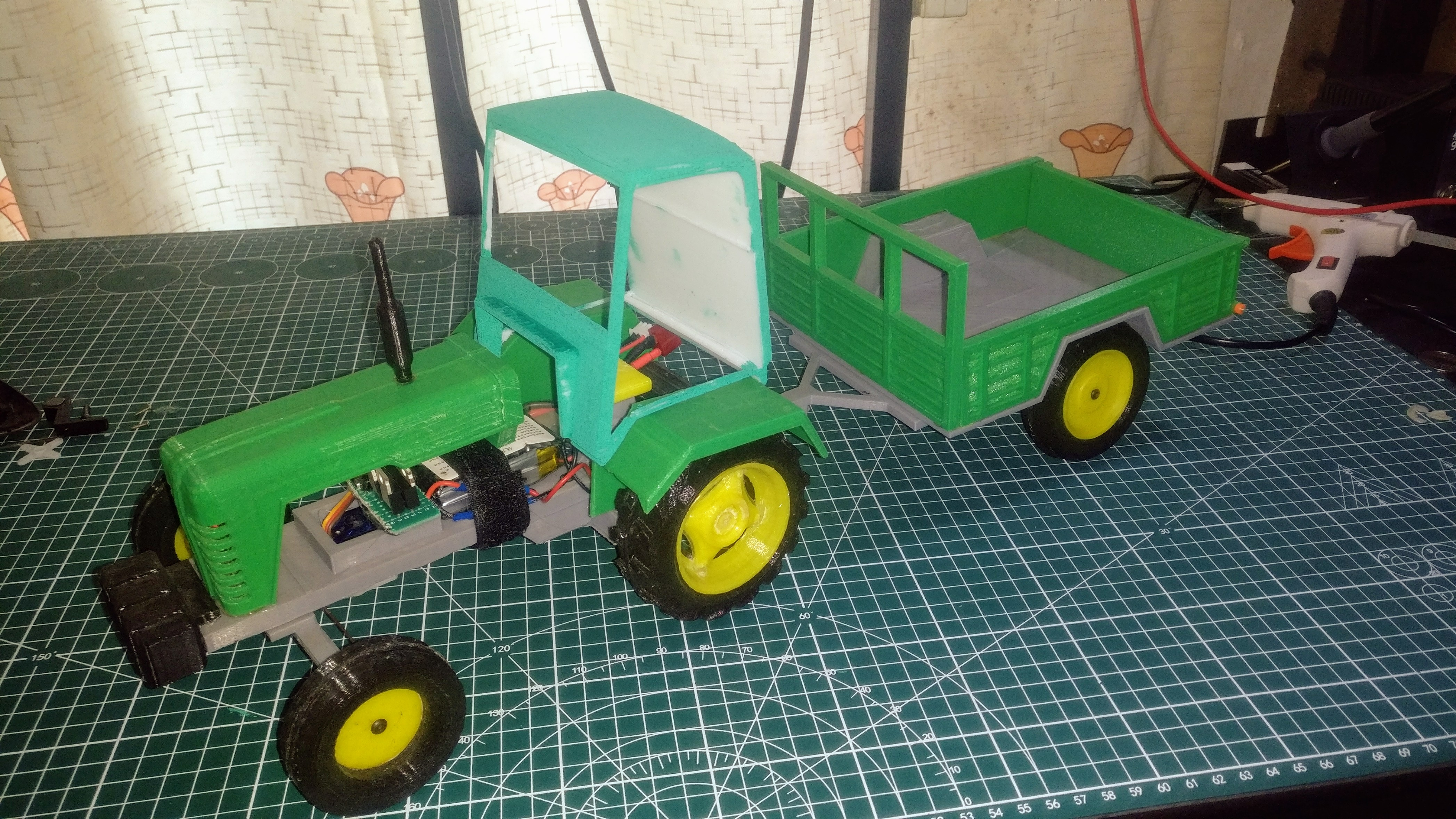 Picture of RC Tractor