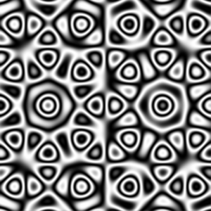 Designing Quasicrystal Patterns for the Back Plate