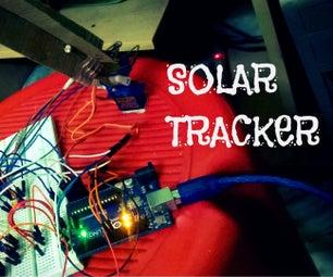 DIY Arduino Solar Tracker