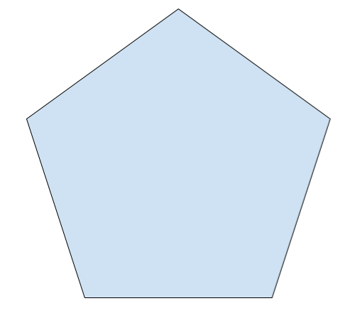 Picture of Sketch Out Your Pentagons