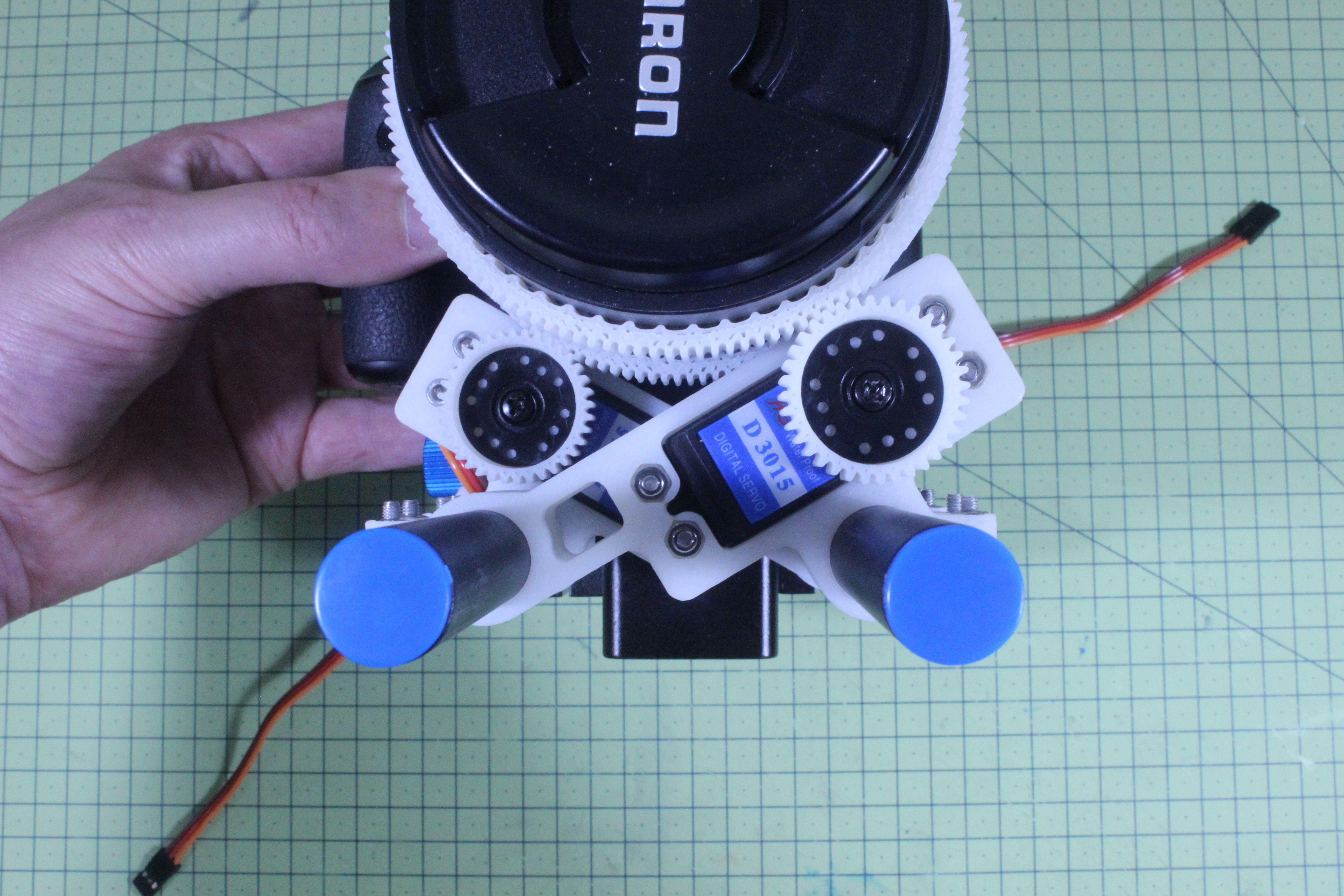 Picture of Aligning Gears