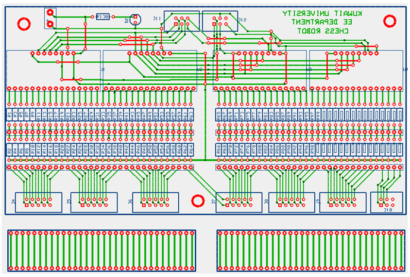 Picture of The Circuit Designs and PCB's