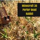 Minecraft Perler bead Rabbit