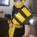 Mortal Kombat - Scorpion costume
