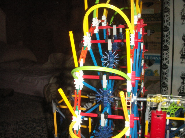 Picture of Knex Ferris Wheel
