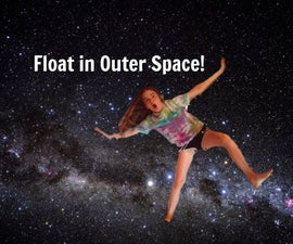 Float in Outer Space!