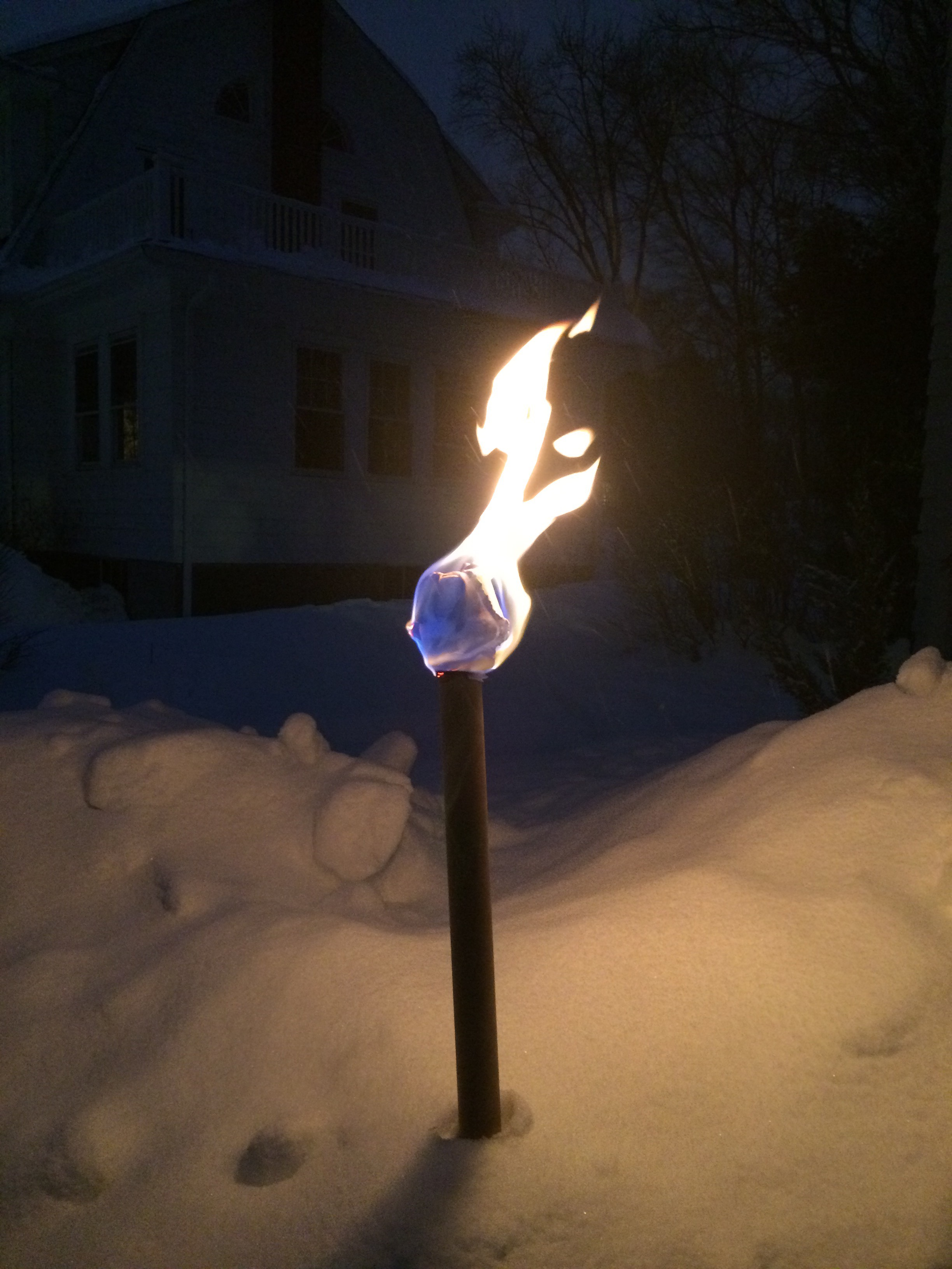 Picture of Make a Semi-Reusable Torch