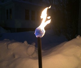 Make A Semi-Reusable Torch