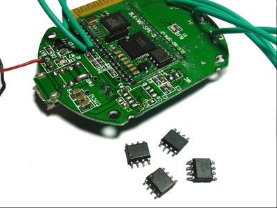 Recycling Bluetooth Modules - Teardown