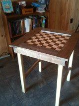 Picture of Completed Checkerboard