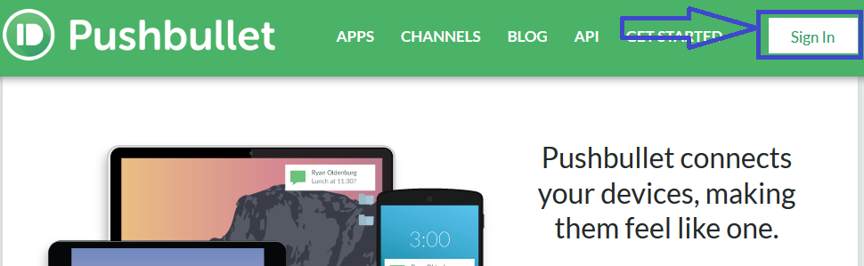 Picture of Pushbullet and Your Smart Devices