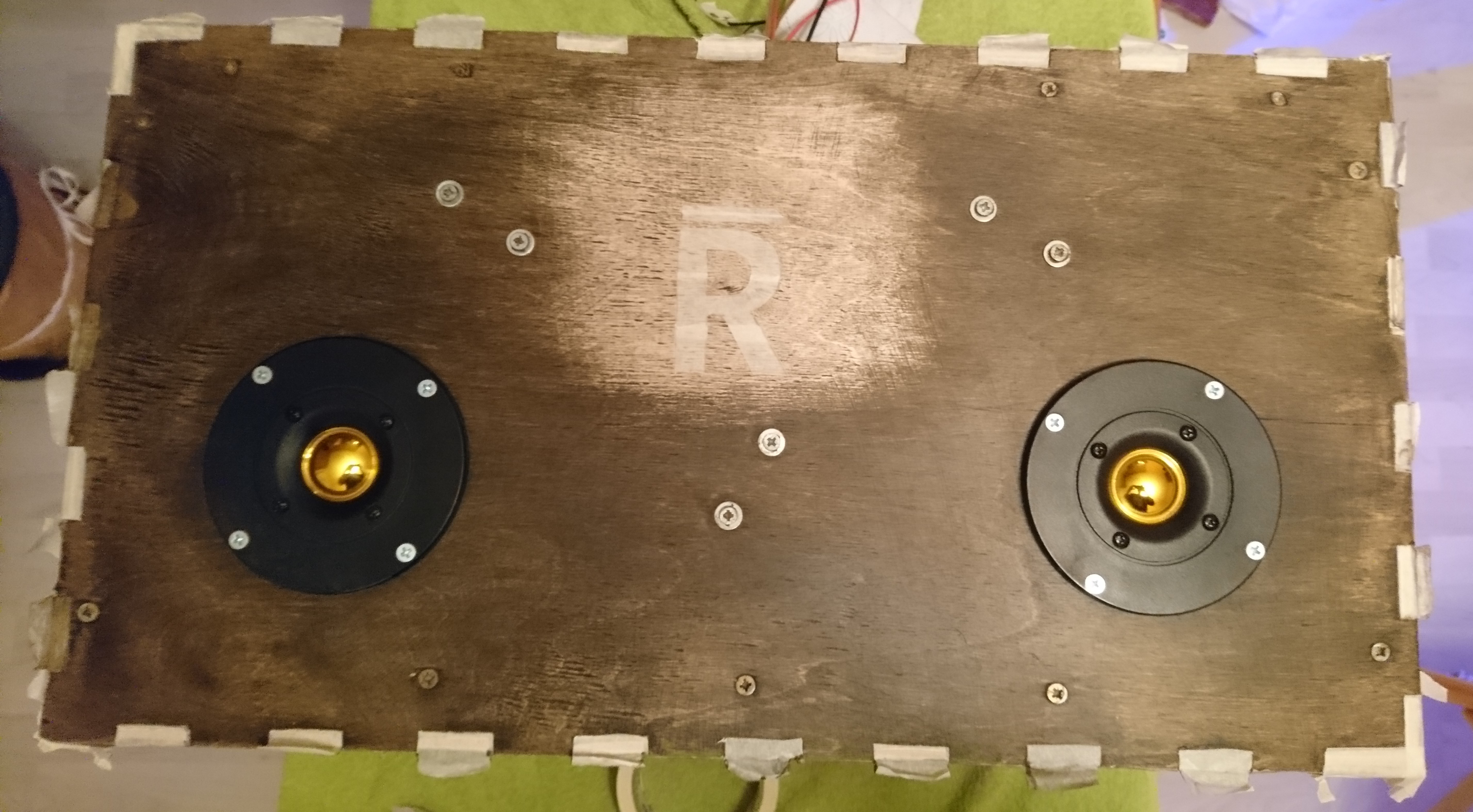 Picture of Making the Enclosure - Logo and Finishing Touches