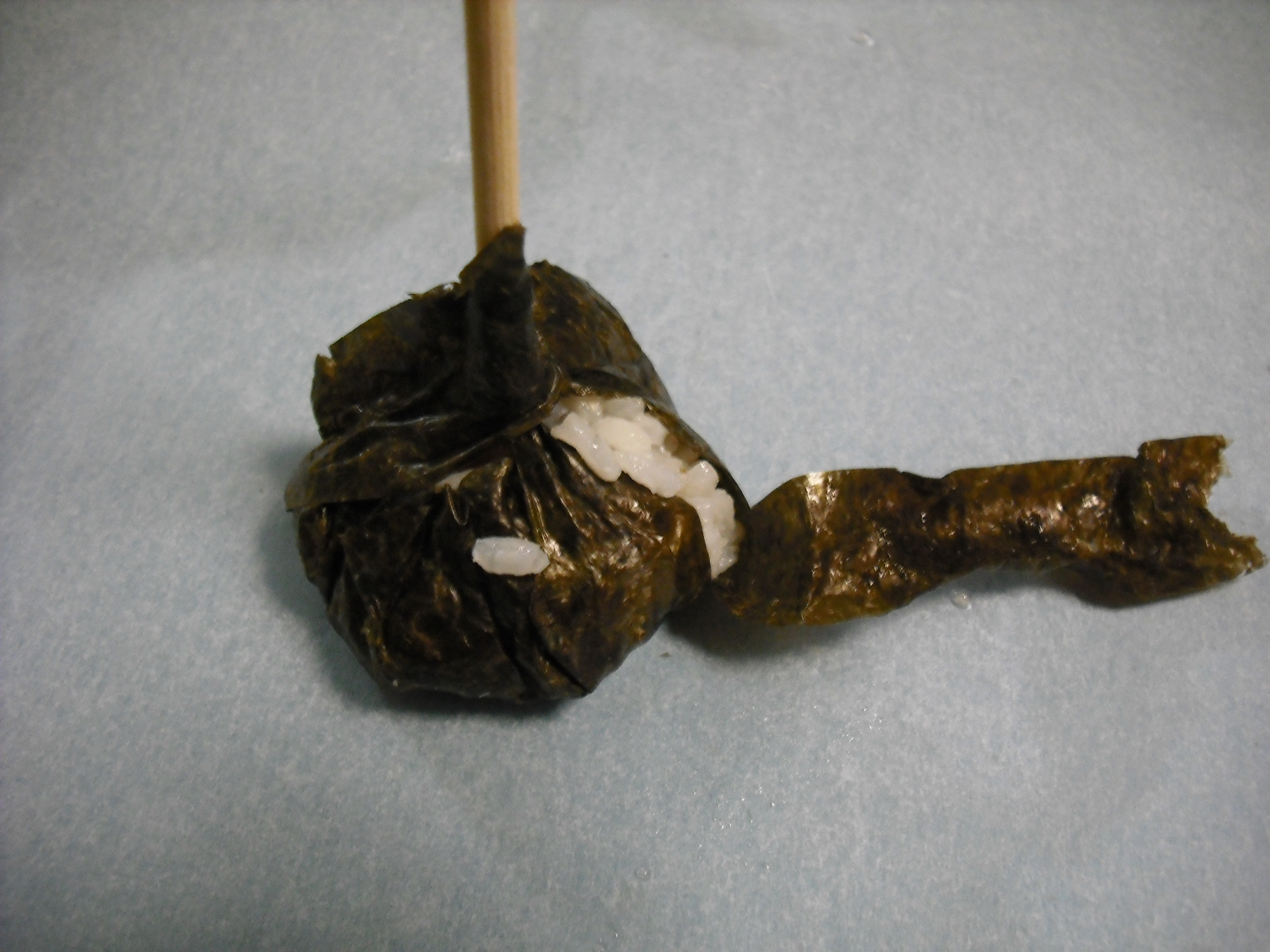 Picture of Second Method: Nori Pop
