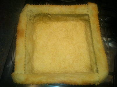 Roll Out Dough & Bake Crust
