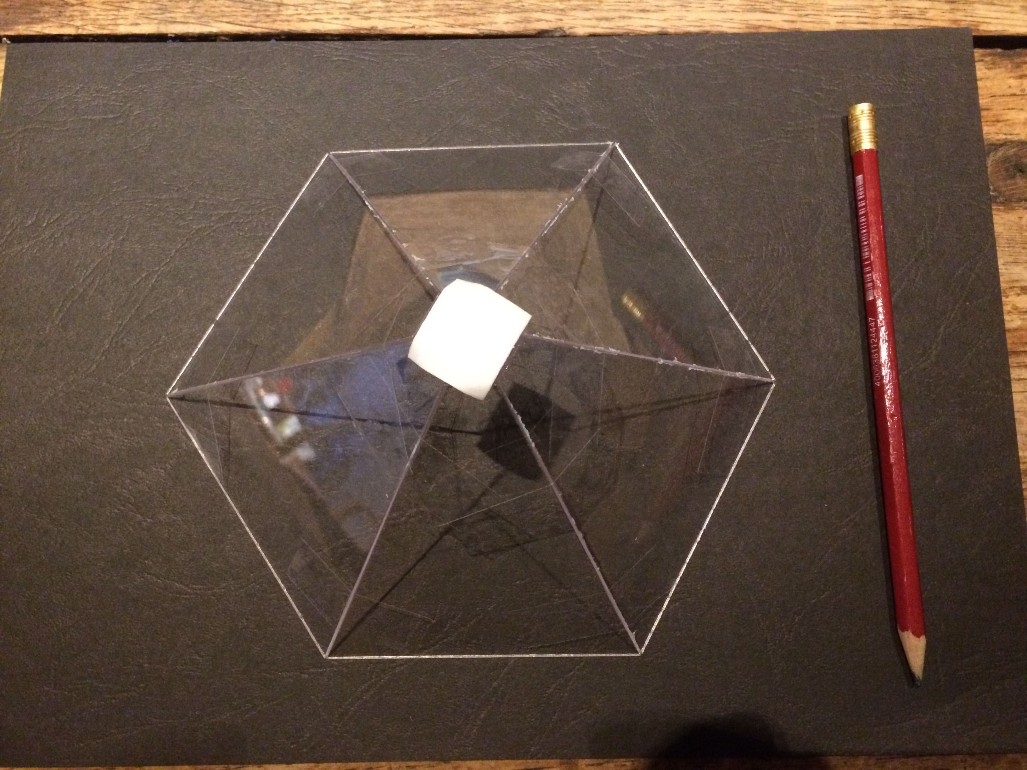 Picture of Creating the Hexagon