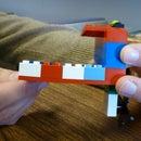 Lego Container Ship