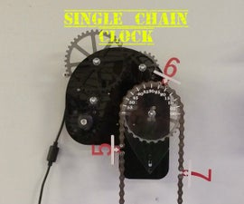 Single Chain Clock