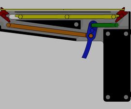 3D Printable Rubber Band Gun (With Prank Mode!)