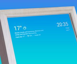 Multi User Smartmirror With Google Calendar
