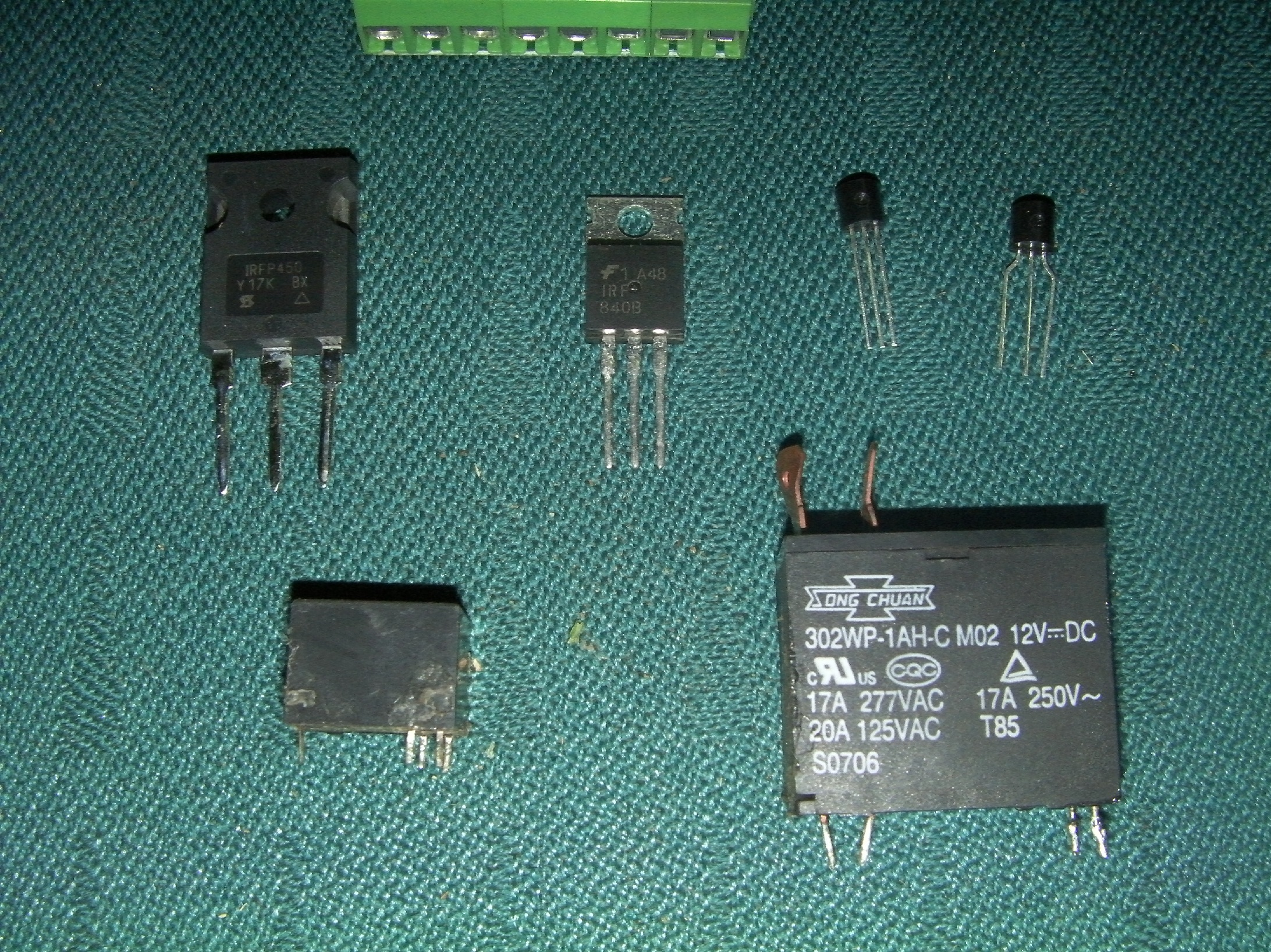 How Electronic Switches Work For Noobs Relays And Transistors - Normally open relay vs normally closed relay