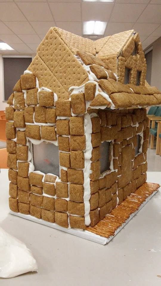 Picture of Attach Gingerbread