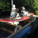 Car Wakeboard/ Snowboard Rack