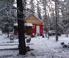 A Cabin in the Yukon