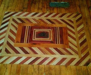 Inlay a Wood Floor