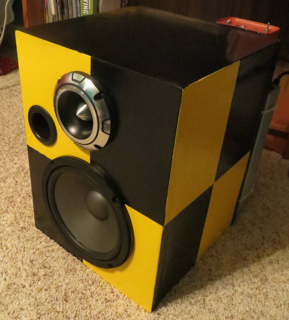 Build a Portable Audio System! (Powerful!)