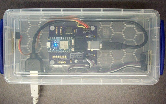 Picture of Standalone Intelligent Sensor System