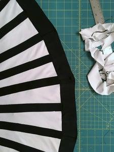 Fuse and Sew Hem