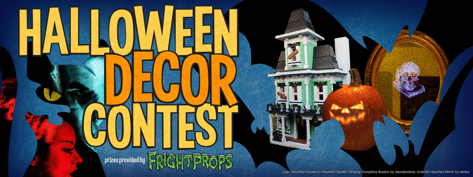 halloween decor contest 2015 - Halloween Decorating Contest
