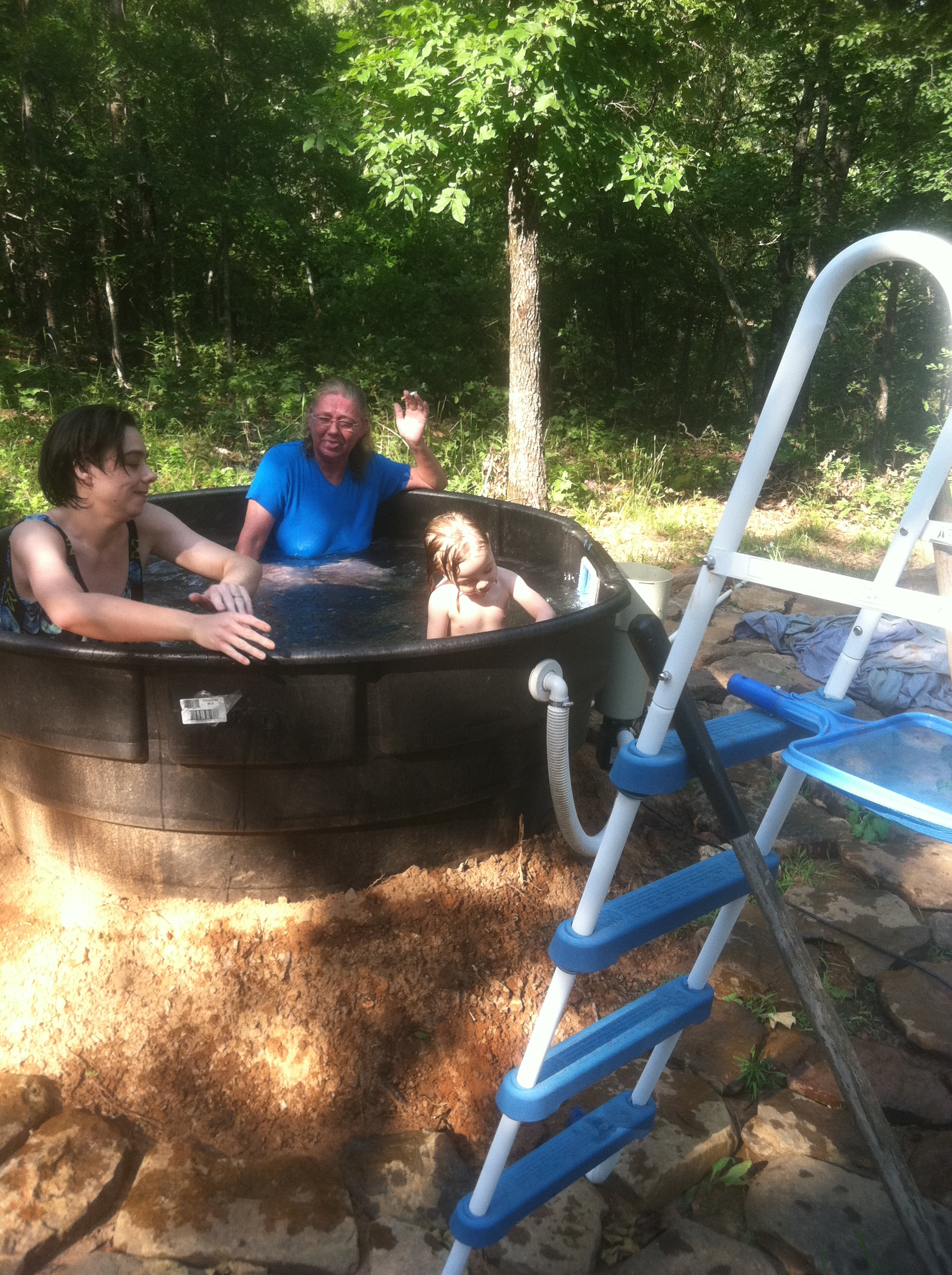 Picture of Redneck Outdoor Tub