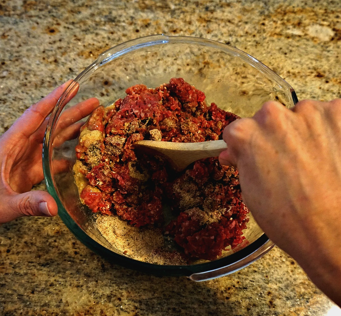 Picture of Meat Mixture
