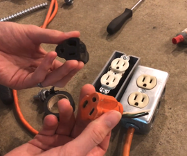 FIX Your Extension Cord BETTER THAN NEW